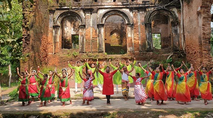 """লক্ষ্মীপুর জেলা নিয়ে """"সেজন বাহাদুর"""" গানের শুটিং শুরু"""