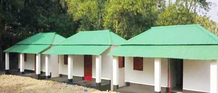 কুলাউড়ায় প্রধানমন্ত্রীর ভালোবাসার উপহার ঘর পাচ্ছেন ১১০ জন