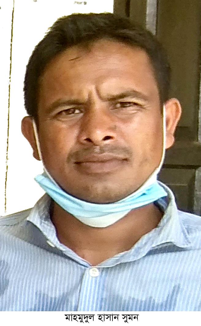 ধুনটে যুবদল নেতা সুমন'র পদত্যাগ