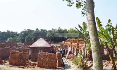 প্রধানমন্ত্রীর উপহার 'স্বপ্ন নীড়' পাচ্ছে দেড় হাজার গৃহহীন পরিবার