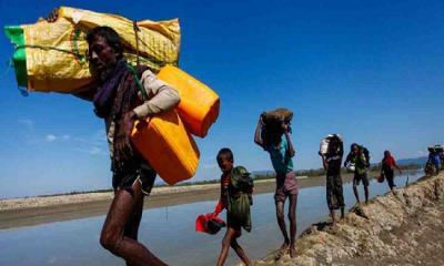 মিয়ানমারে সেনা অভ্যুত্থান: বিলম্বিত হতে পারে রোহিঙ্গা প্রত্যাবাসন