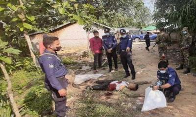 রাঙ্গামাটিতে সেনাবাহিনীর গুলিতে অস্ত্রধারী যুবক নিহত