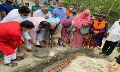 রংপুরে ক্যান্সার হাসপাতাল নির্মাণের কার্যক্রম শুরু