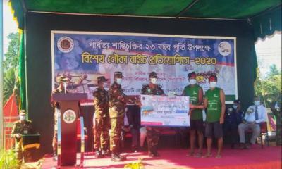 যুদ্ধ কখনোই দেশের উন্নয়ন করতে পারে না : রাঙ্গামাটি রিজিয়ন কমান্ডার
