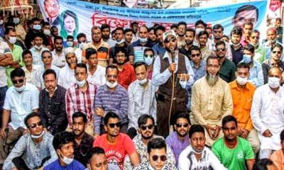 সরকার নির্বাচন ব্যবস্থাকে ধ্বংস করে দিয়েছে : সাবেক এমপি লালু