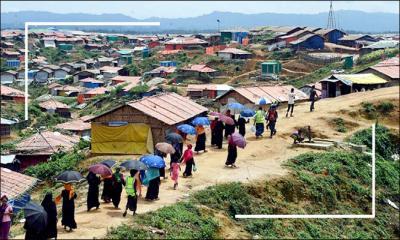 রোহিঙ্গা প্রত্যাবাসন: এখনও চালকের আসনে সরকার