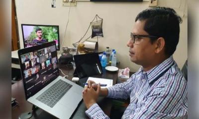 তরুণরাই ভবিষ্যত বাংলাদেশ গড়ার শক্তিশালী হাতিয়ার : আইসিটি প্রতিমন্ত্রী
