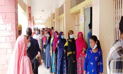 কমলগঞ্জে বিনামুল্যে ঔষধ সেবা ও ফ্রি মেডিকেল ক্যাম্প