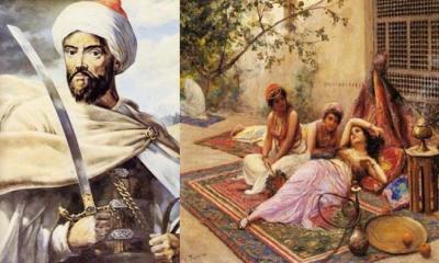 ১১৭১ সন্তানের বাবা, রক্তপিপাসু এক রাজা