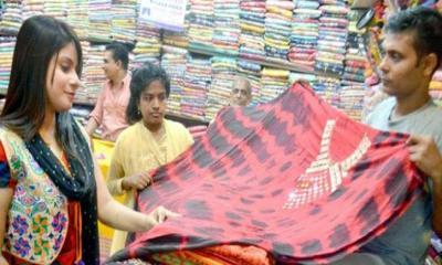 ঈদ কেনা কেটায় সিলেটের শপিং মহলে নেই পছন্দের কাপড়