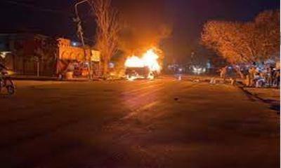 বিস্ফোরণে কাঁপল আফগান রাজধানী কাবুল