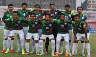সাফ চ্যাম্পিয়নশিপে বাংলাদেশ ফুটবল দল ঘোষণা