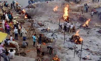 ভারতে ফের মৃত্যু সাড়ে ৬০০ ছাড়িয়েছে