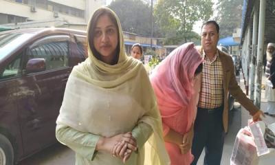 অসুস্থ খালেদা জিয়া,দেখতে এলেন কোকোর স্ত্রী