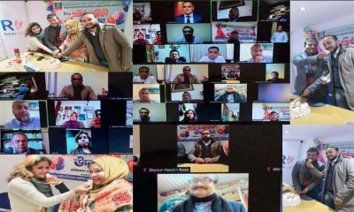 লন্ডনে বনপা'র ৮ম প্রতিষ্ঠা বার্ষিকী উদযাপন
