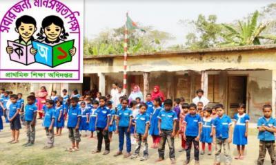 শিক্ষা প্রতিস্ঠান খোলার ঘোষণায় খুশি মোরেলগঞ্জের শিক্ষার্থীরা