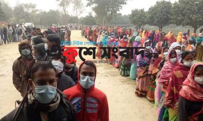 কাকনহাটে পৌরনির্বাচনে আওয়ামীলীগ-বিএনপির কোন অভিযোগ নেই