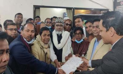 গোদাগাড়ী পৌরসভা নির্বাচন : মেয়র পদে ৪ জন মনোনয়ন পত্র দাখিল