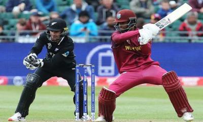 নিউজিল্যান্ড সফর: টেস্ট ও টি-টোয়েন্টি দল ঘোষণা উইন্ডিজের
