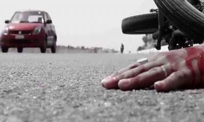 চাঁপাইনবাবগঞ্জে ট্রাক্টরের ধাক্কায় দুই সহোদরসহ নিহত ৩