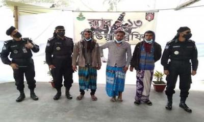 গোবিন্দগঞ্জে অটো রিক্সা চালক হত্যা, ৩ জন গ্রেফতার