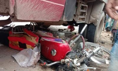 গাজীপুরে ত্রিমুখী সংঘর্ষে তিনজন আহত