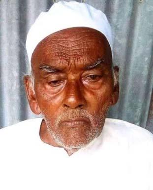 ৬৮ বছরের হিন্দু বৃদ্ধের শান্তির ধর্ম ইসলামে আগমন