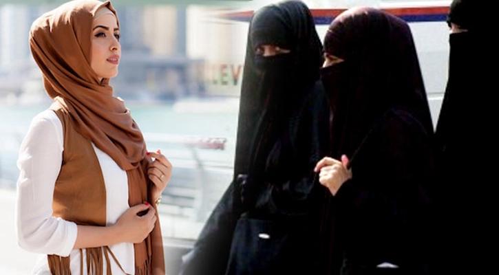 আফগানে নারীদের বোরকা নয় হিজাব বাধ্যতামূলক